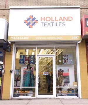 Holland Textiles New York